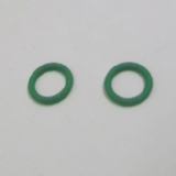 Pegler Belmont Radiator Valve Green O Rings - PAIR - 07002110